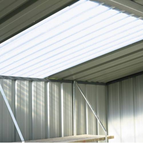 Optional Skylight Roof Sheet