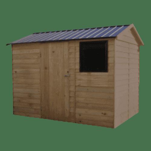 Wooden Garden Sheds Nz timber garden sheds | solid pine | nz wide | craigieburn