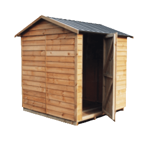 Garden Sheds Nz timber garden sheds | solid pine | nz wide | st arnaud