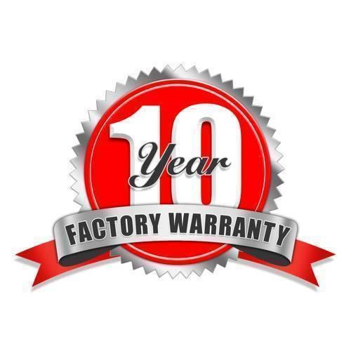 10 Year-warranty