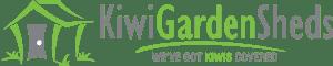 Kiwi Garden Sheds Logo